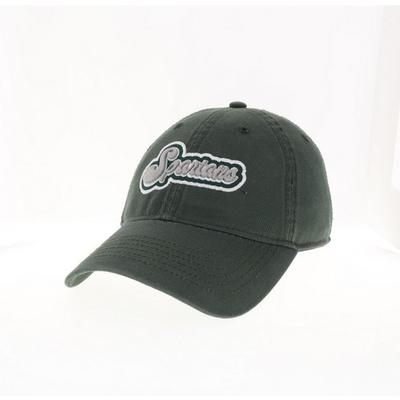 Michigan State Legacy Women's Groovy Font Hat