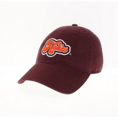 Virginia Tech Legacy YOUTH Groovy Font Hat