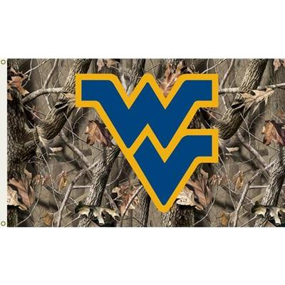 West Virginia Camo House Flag 3'x5'
