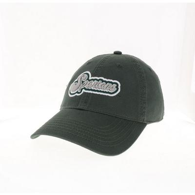 Michigan State Legacy YOUTH Groovy Font Hat
