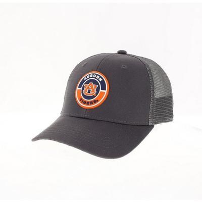 Auburn Legacy YOUTH Road PVC Patch Trucker Hat