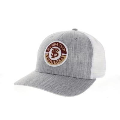 Florida State Legacy Road Patch Trucker Hat