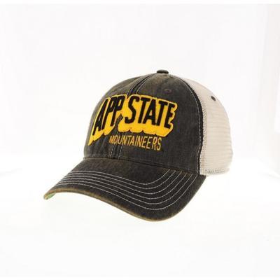 Appalachian State Legacy Wheaties Trucker Hat
