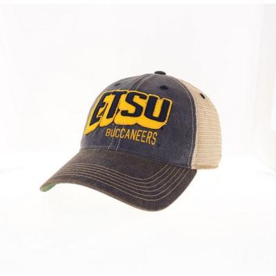 ETSU Legacy Wheaties Trucker Hat