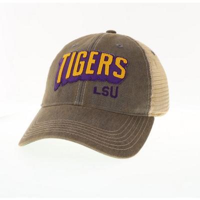 LSU Legacy Wheaties Trucker Hat
