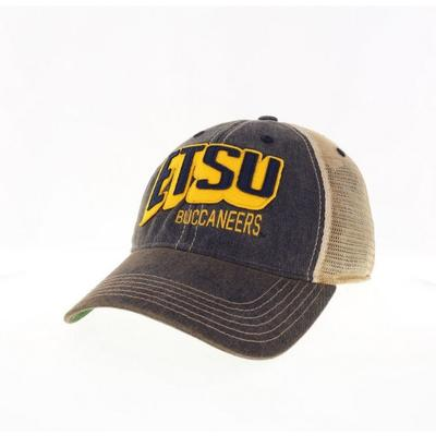 ETSU Legacy YOUTH Wheaties Trucker Hat