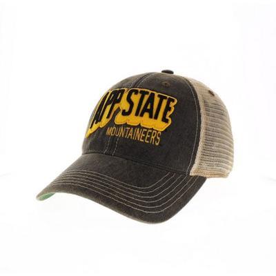 Appalachian State Legacy YOUTH Wheaties Trucker Hat