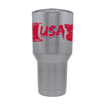USA Gametime Sidekicks 30 Oz Stainless Steel Tumbler
