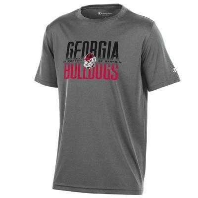 Georgia Champion YOUTH Athletic Tee