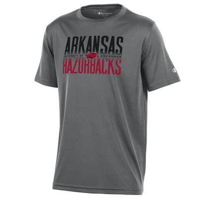 Arkansas Champion YOUTH Athletic Tee