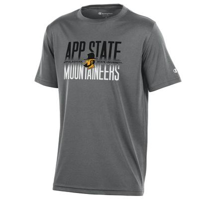 Appalachian State Champion YOUTH Athletic Tee