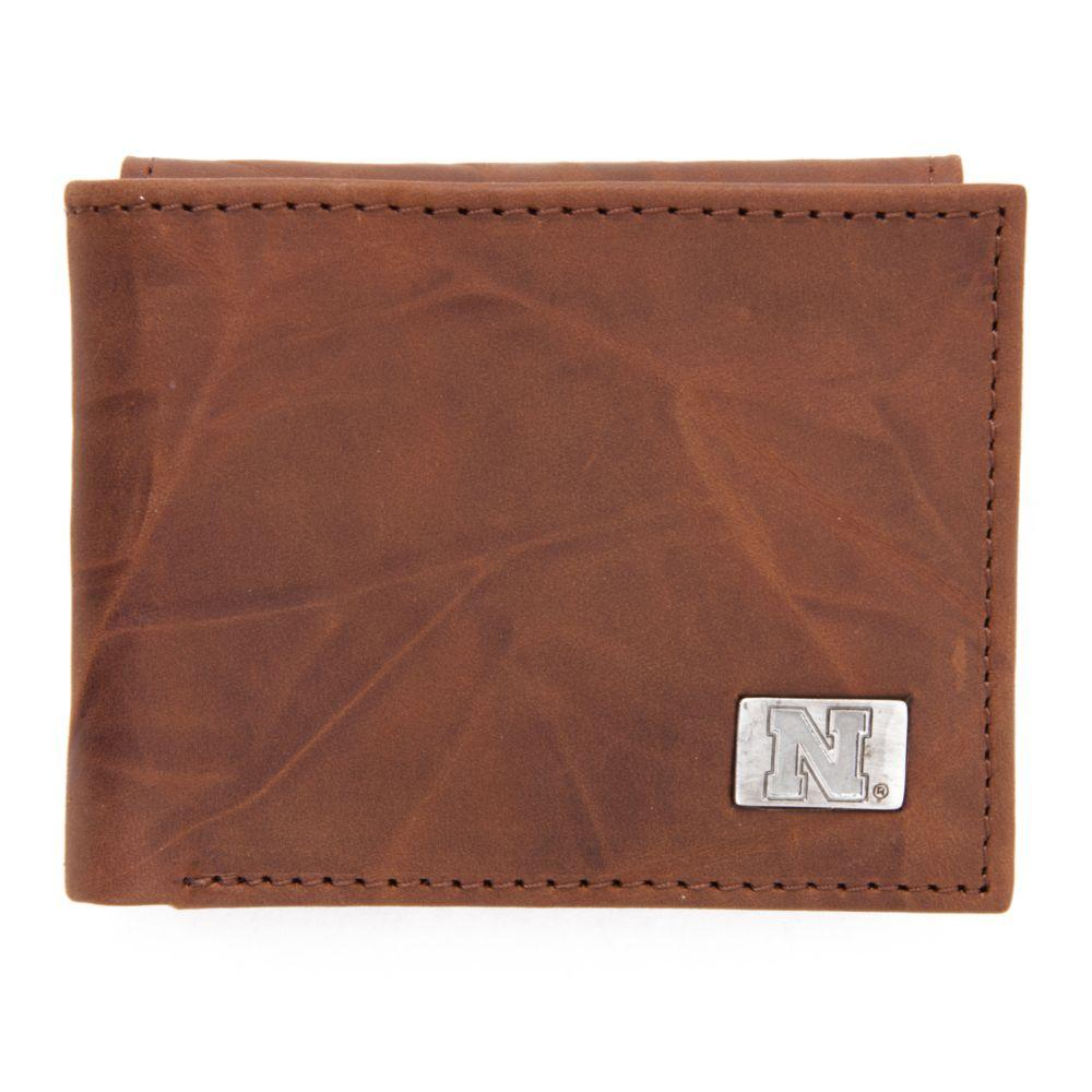 Nebraska Eagles Wings Bifold Wallet