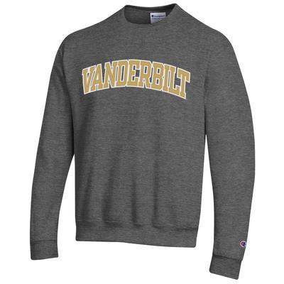 Vanderbilt Champion Arch Screen Sweatshirt