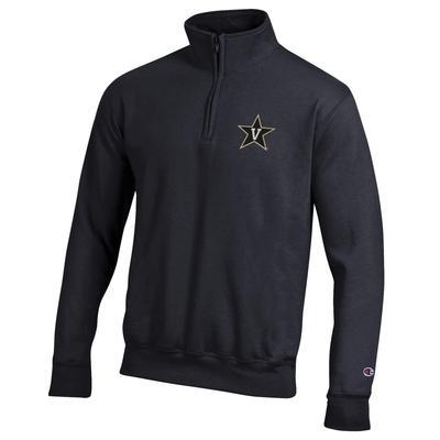 Vanderbilt Champion Men's Powerblend 1/4 Zip Pullover
