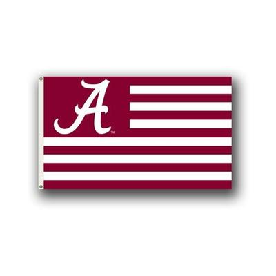 Alabama Nation House Flag 3'x5'