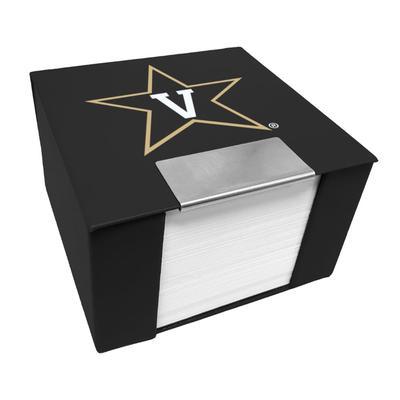 Vanderbilt Memo Cube Holder