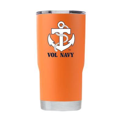 Tennessee GTL Vol Navy 20 oz Tumbler