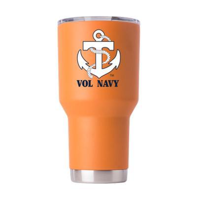 Tennessee GTL Vol Navy 30 oz Tumbler