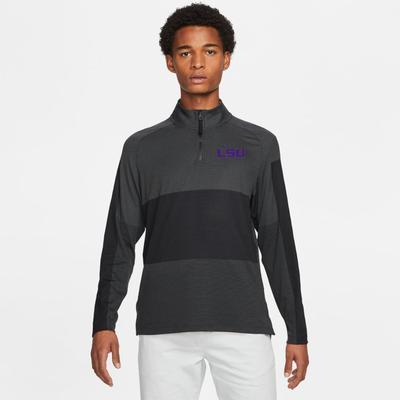 LSU Nike Golf Men's Vapor Half Zip Pullover