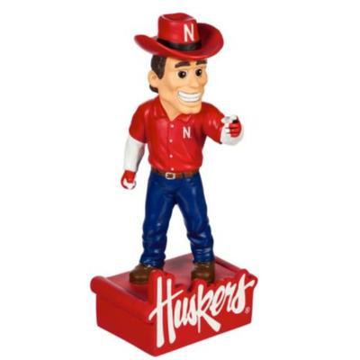 Nebraska Mascot Statue