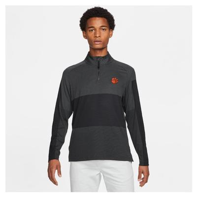 Clemson Nike Golf Men's Vapor Half Zip Pullover