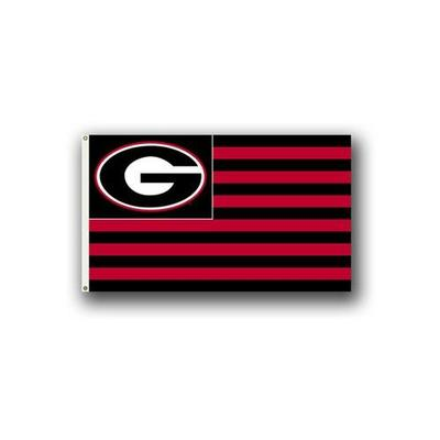 Georgia Nation Flag