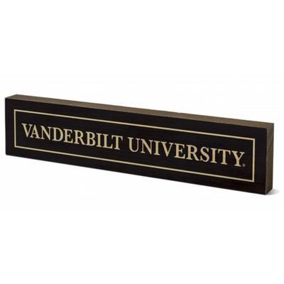 Vanderbilt 12 inch Table Top Stick