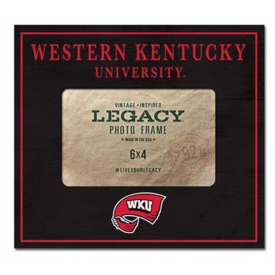 Western Kentucky 8 x 10 Ivy League Center Picture Frame