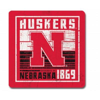 Nebraska Legacy Scratch Coaster