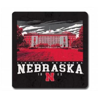 Nebraska Legacy Campus Coaster