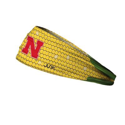 Nebraska Lite Kernels Headband