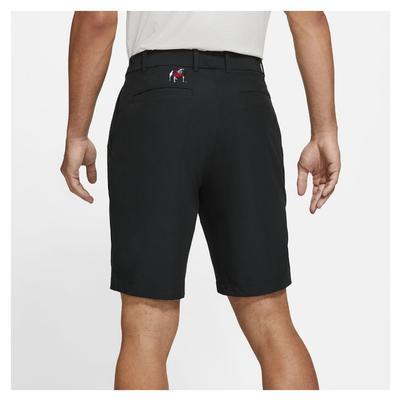 Georgia Nike Golf Men's Standing Bulldog Flex Hybrid Shorts