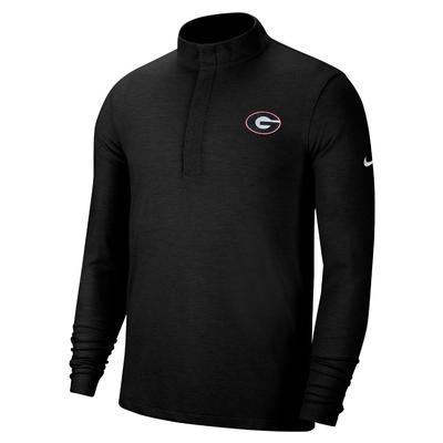 Georgia Nike Golf Men's Victory 1/2 Zip Pullover