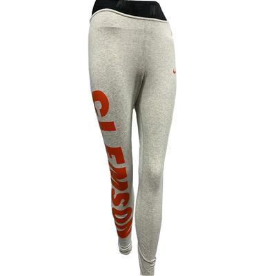 Clemson Nike Women's Tight High Waisted Legging
