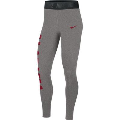 Alabama Nike Women's Tight High Waisted Legging