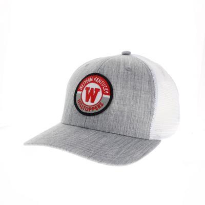 Western Kentucky Legacy Road Patch Trucker Hat