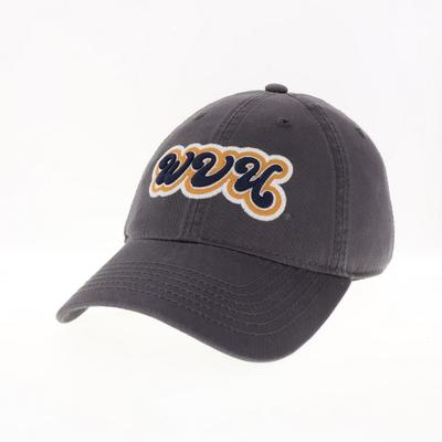 West Virginia Legacy Women's Groovy Font Hat