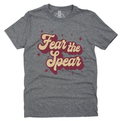 Florida State Kickoff Couture Fear the Spear Sparkle Tee