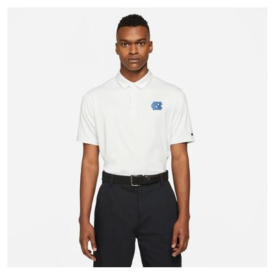 UNC Nike Golf Men's Player Control Stripe Polo