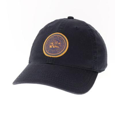 West Virginia Legacy School Seal Adjustable Hat