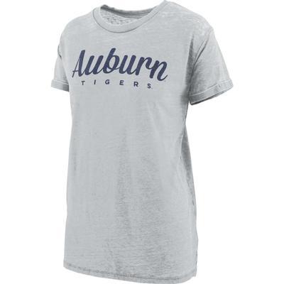 Auburn Pressbox Aleena Vintage Wash Short Sleeve Tee