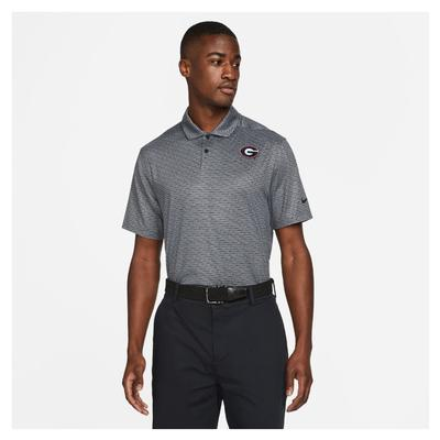 Georgia Nike Golf Men's Vapor Stripe Polo
