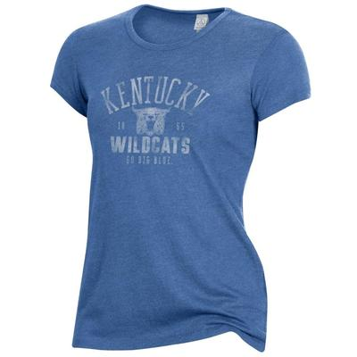 Kentucky Alternative Apparel Women's Keepsake Vintage Wildcat Tee