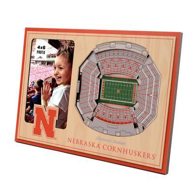 Nebraska 3-D Stadium Frame