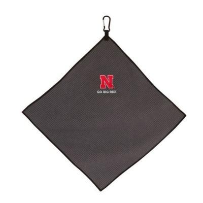 Nebraska 15 x 15 Microfiber Towel