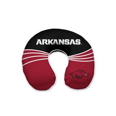 Arkansas Memory Foam Travel Pillow