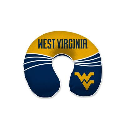 West Virginia Memory Foam Travel Pillow