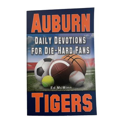 Auburn MORE Daily Devotionals Book