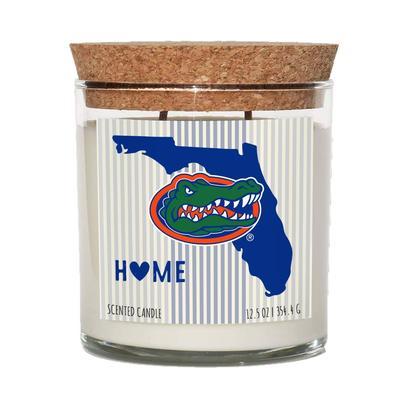 Florida 12.5 oz Cork Top Candle
