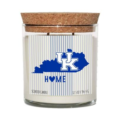 Kentucky 12.5 oz Cork Top Candle